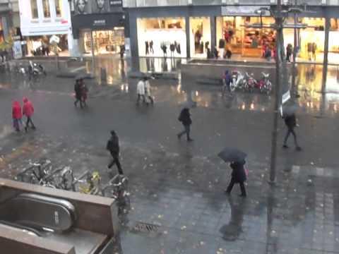 Antwerpen vanuit de Slegte