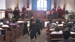 Make Me Over Again - CGBC Dance Ministry