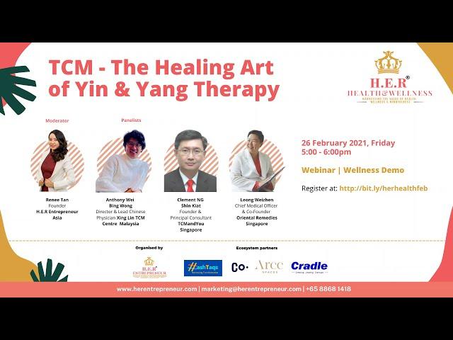 The Healing Art of TCM | HER Health & Wellness Feb 2021
