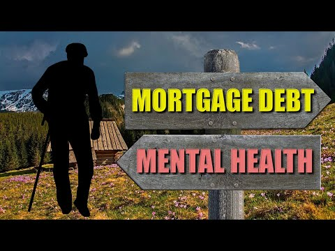 Mortgage Debt Causing Mental Health Issues In Older Australians