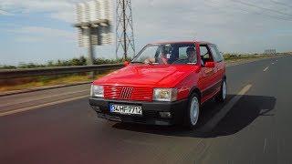 Fiat uno turbo i.e test sürüşü / 1985 yılının iddialı hot hatch'i