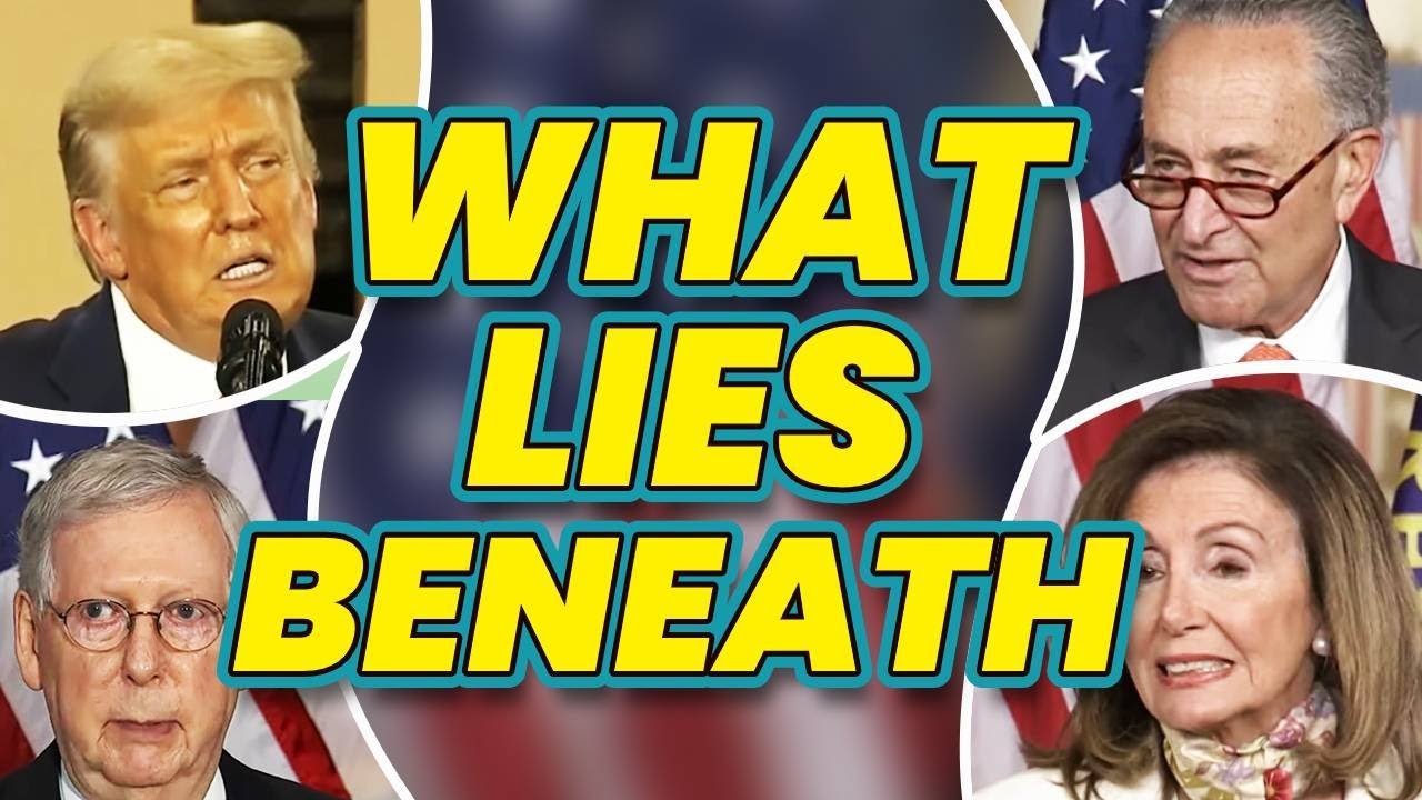 NO SECOND STIMULUS CHECK | POLITICS, POPULARITY & LAWSUITS | WHAT LIES BENEATH THE EXECUTIVE ORDERS