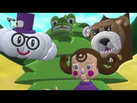 CGI Palz: Grossface | Two More Eggs | Official Disney XD UK HD