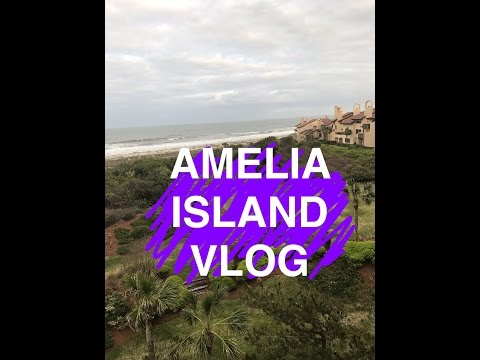 Another iPhone Vlog: Amelia Island