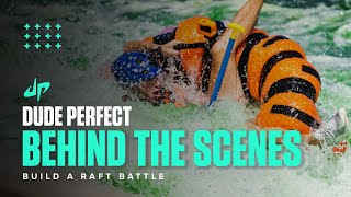 Build A Raft Battle (Behind the Scenes)