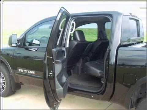 2010 Nissan Titan - Denison TX