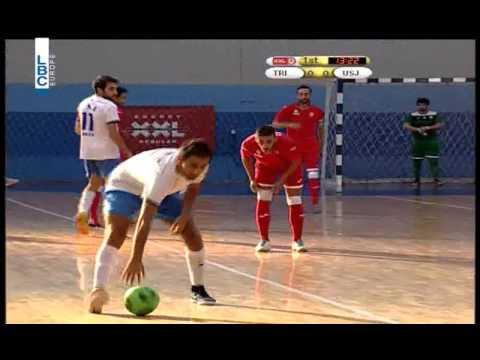 XXL Energy Futsal Championship - USJ v/s Tripoli - October 20, 2015