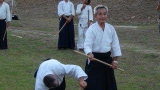 Aikido mataró Shihan Yasunari Kitaura BCN: 2013