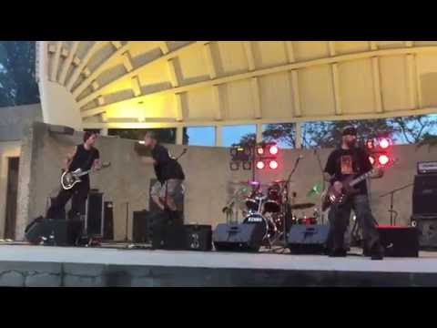 Three Left-Stand Up- LIVE @ The Band Shell