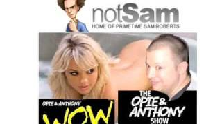 Opie & Anthony - Dirty talk with Sam