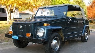 1974 VW Thing for Sale Look at My Thing