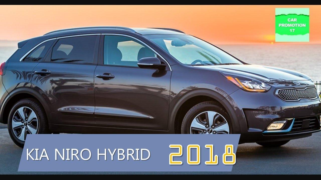 2018 Kia Niro All-electric Model >> All New 2018 Kia Niro Plug In Hybrid The Power Full Electric