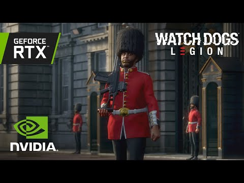 Watch Dogs: Legion | Official GeForce RTX Welcome To London Reveal Trailer