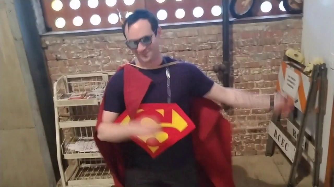 39. Superman Raps Good