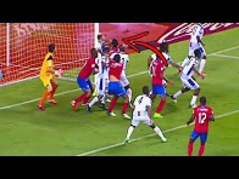 Коста-Рика - Панама 0:0 видео