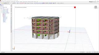 Displacement Based Assessment and Design with ProtaStructure Opensees Integration