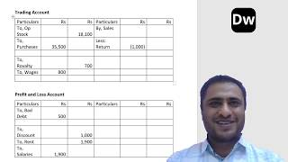 Lecture 7 - Partnership Final Accounts - Part 7 - Account - 12th Commerce - Maharashtra State Board