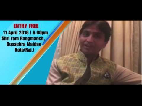 Kalasalingam University Koi Deewana Kehta Hai with Kumar Vishwas @ Kota