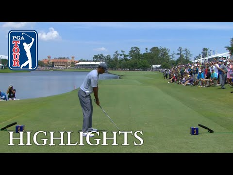 Tiger Woods' Round 3 highlights from THE PLAYERS