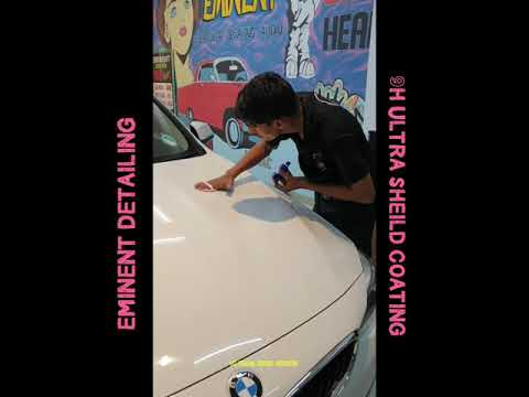 CERAMIC  COATING CAR DETAILING CAR SPA CAR GLOSS