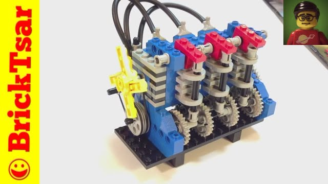lego technic  engines expert builders series   youtube