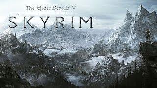 The Elder Scrolls 5: Skyrim SE. Первое прохождение. Изучаем мир. #1
