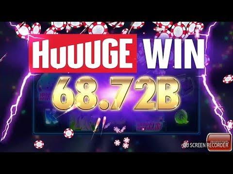 Huuuge Casino ставка 850M