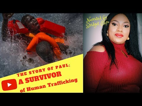 The Story of Paul; A Survivor of Human Trafficking