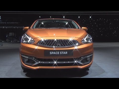 Mitsubishi Space Star Style 1.2 DOHC 12V (2019) Exterior And Interior