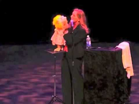 The Vocal Illusions of Lynn Trefzger, Comedy Ventriloquist - YouTube