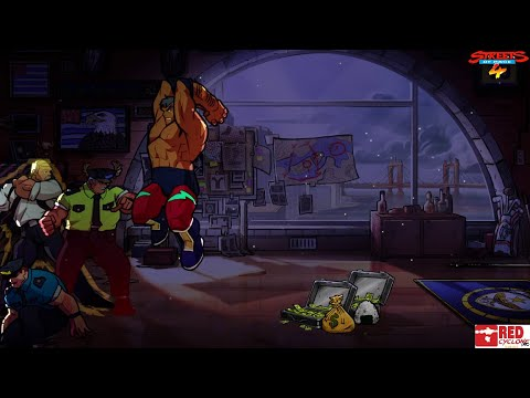Streets of Rage 4:  Mr. X's Nightmare DLC  Max Playthrough pt.1 (Hard) (PC) |