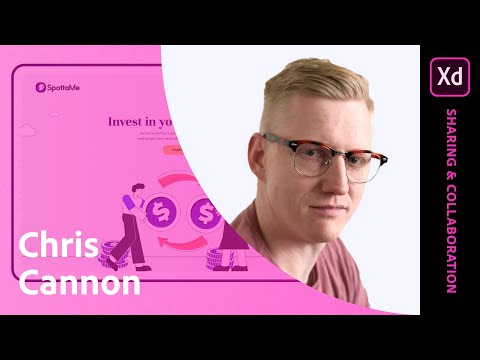 Designing a Lending App with Chris Cannon - UI/UX Design 1 of 2