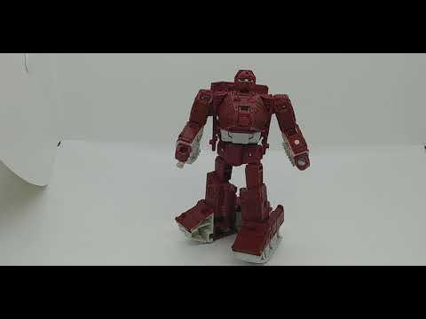 Chuck's Reviews Transformers Earthrise Warpath