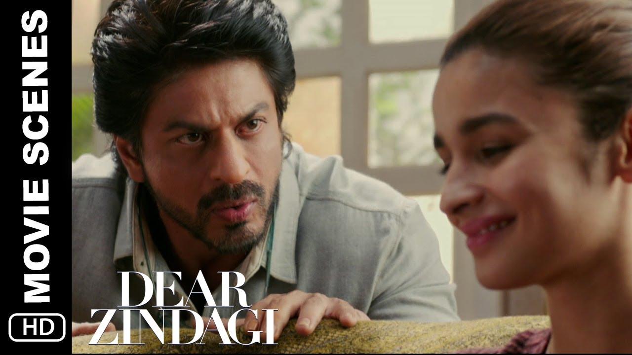 Download Dr. Jehangir - A Storyteller | Dear Zindagi | Movie Scene | Shah Rukh Khan, Alia Bhatt