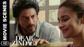 Dr. Jehangir - A Storyteller | Dear Zindagi | Movie Scene | Shah Rukh Khan, Alia Bhatt