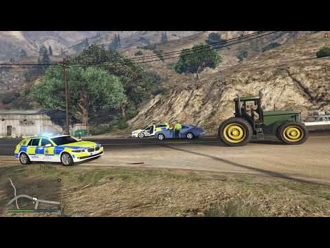 Irish Emergency Service RPC Patrol 7