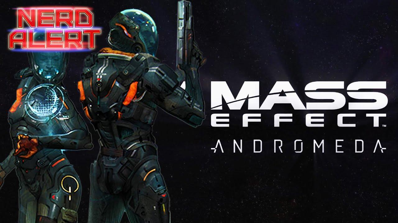 Commander Shepard Reveals New Mass Effect Andromeda -6573