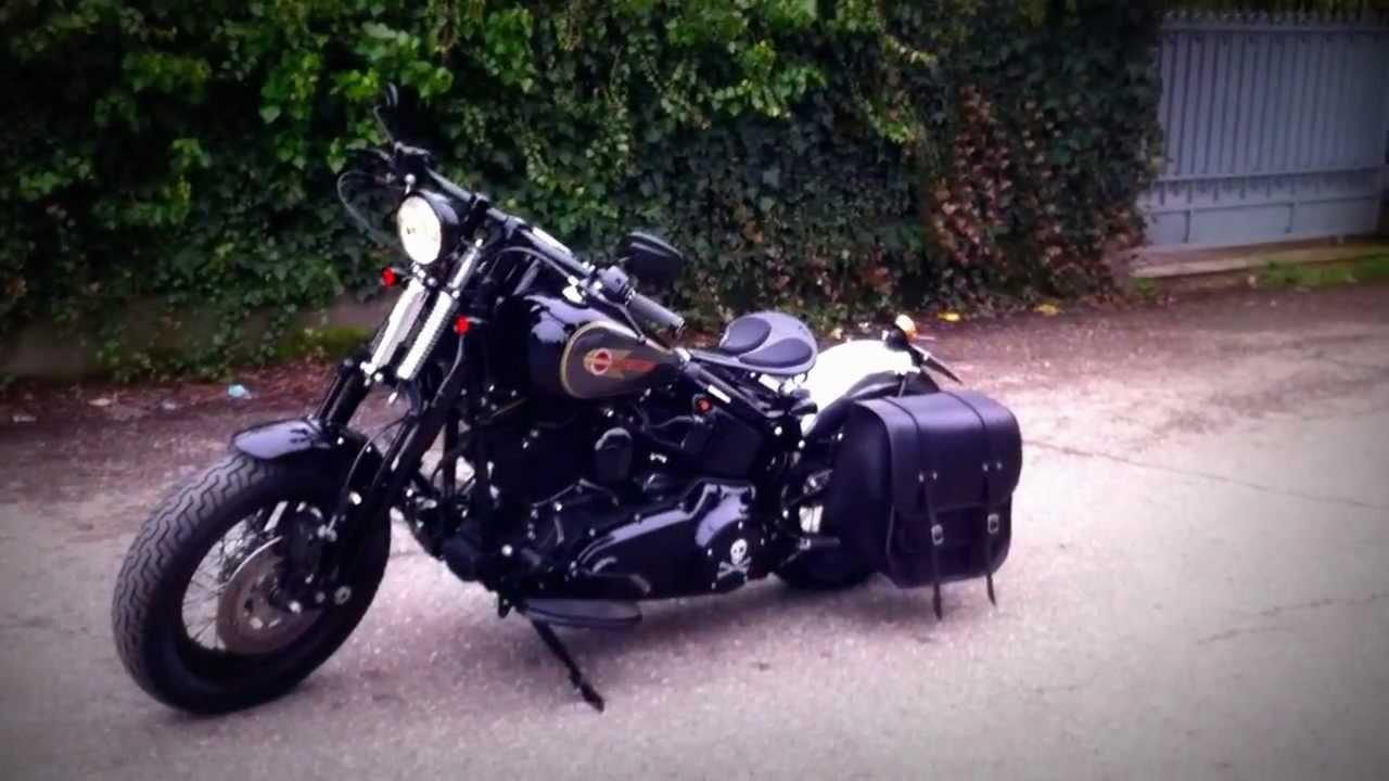 Harley Davidson Crossbones For Sale In Ny