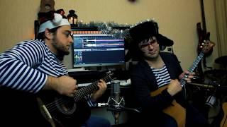 Звенит январская вьюга - (Балалайка и гитара)