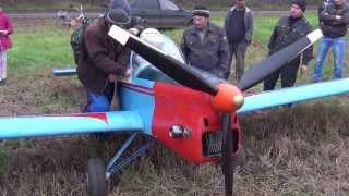 Самодельный самолет(Мужик из Тамбова сам сделал самолет Блог форекс трейдера http://ssdcap.ru/, 2013-12-06T11:35:03.000Z)