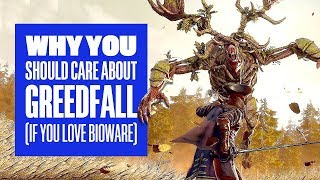 Why GreedFall Is The Game Bioware Fans Should Care About - Greedfall Gameplay