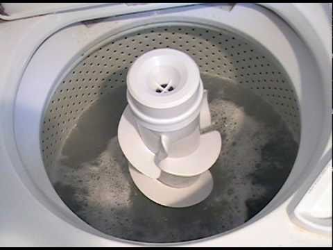 1990 Whirlpool Washer Delicate Cycle Part 2 All The Rest