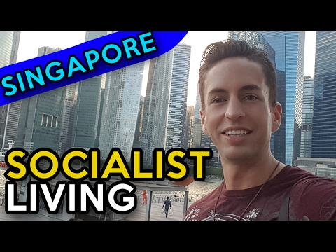Living in Singapore - What's it like?
