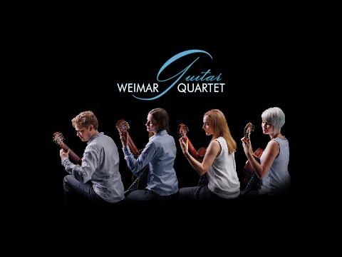 We Are Making A CD! Weimar Guitar Quartet Crowdfunding