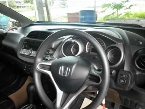 ขายรถ Honda Jazz