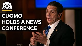 New York Gov. Andrew Cuomo holds briefing as more businesses reopen — 9/16/2020