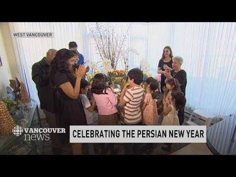 Nowruz celebrations underway for Persian New Year thumbnail