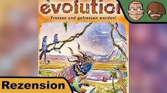 Evolution - Brettspiel - Spiel - Board Game - Review