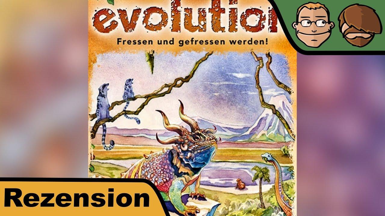 Evolutions Spiele