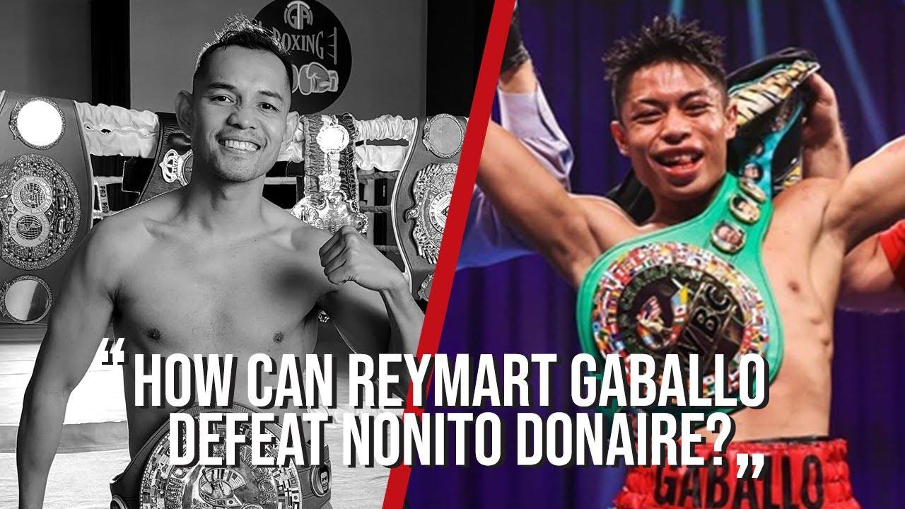 Quinito Henson answers: 'How can Reymart Gaballo defeat Nonito Donaire?'